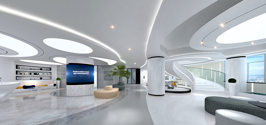上海办公室装修设计轮播图