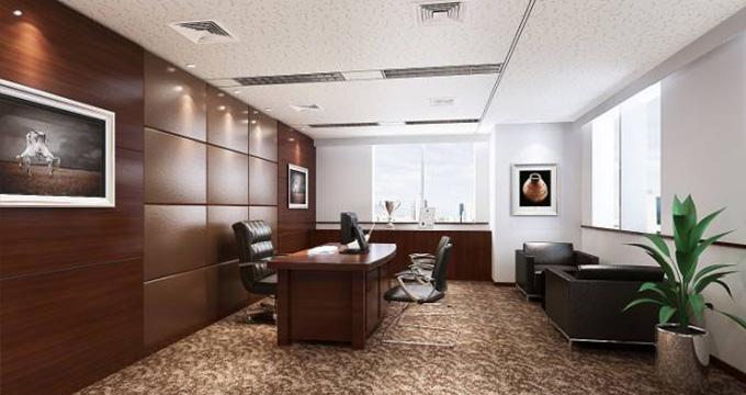 在上海办公室装潢公司怎么选择划算-上海齐建装饰