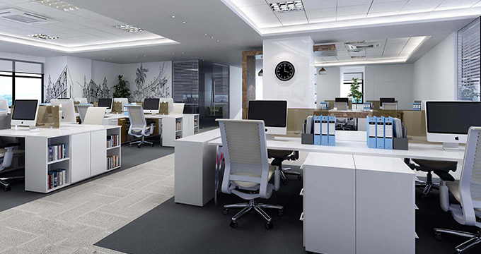 办公室装修前必须考虑的事项
