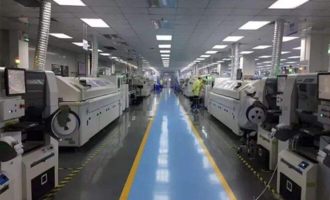 上海电子厂厂房装修设计中如何做好防水