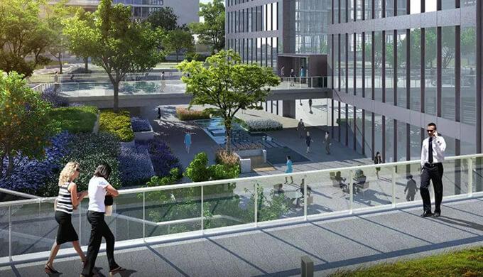 上海临港办公室装修设计公司哪家好?