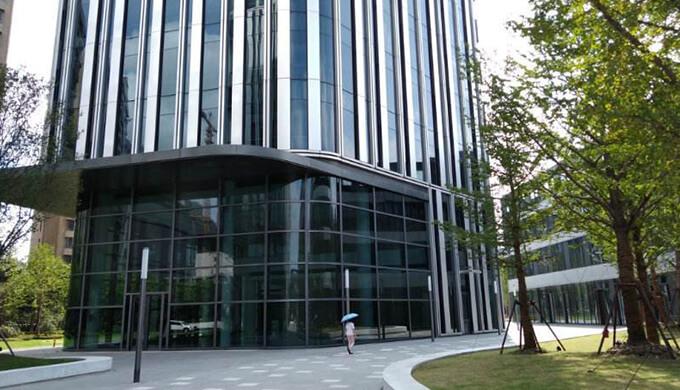上海杨浦办公室装修设计公司哪家好?