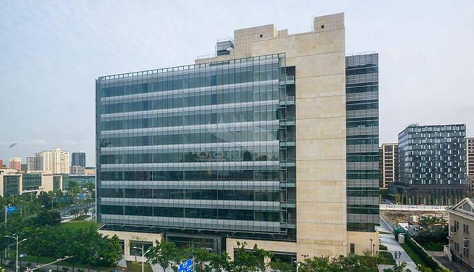 上海五角场写字楼办公室装修设计公司