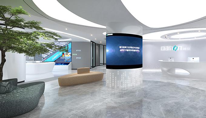 上海高端办公室空间装修设计有哪些要求?