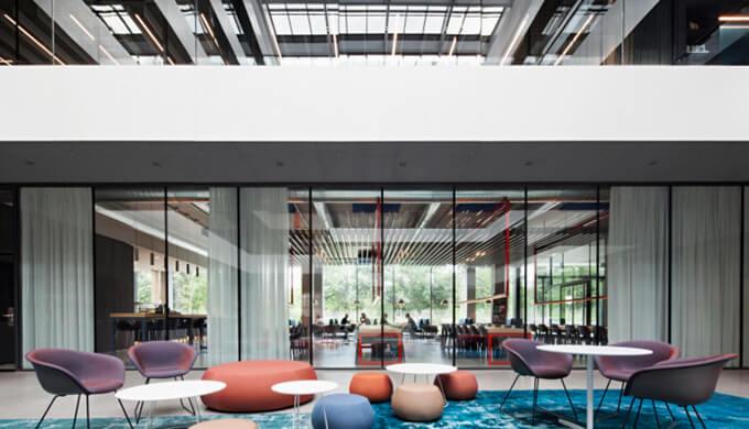 上海智能办公室装修设计趋势