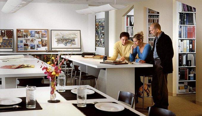 上海小型办公室装修设计特点有哪些?