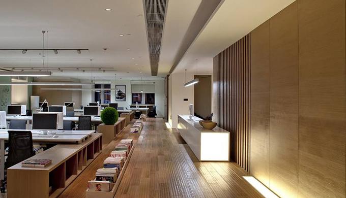 上海办公室装修开关设计的注意事项