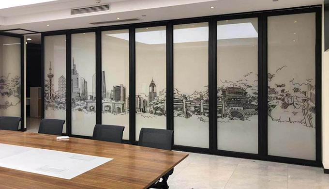 上海办公室装修行业对玻璃的应用趋势