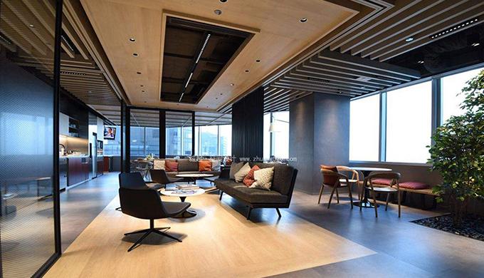 上海办公室装修实木地板的施工工业有哪些?