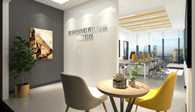 上海办公室装修设计的配色原则有哪些?