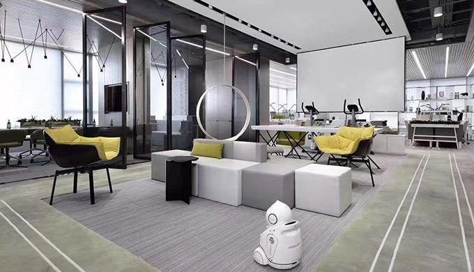 上海办公室装修装修设计都包含哪些内容?