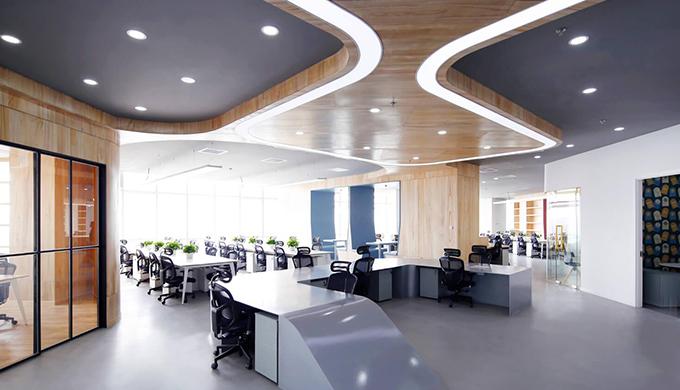 上海办公室装修设计前量房的注意事项有哪些?
