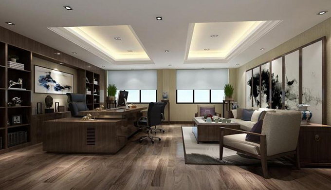 上海董事长办公室装修要注意那几点?