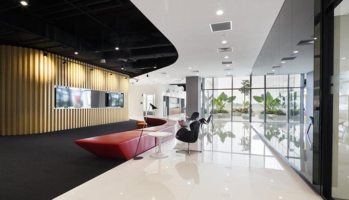 上海办公室装修设计大概每平分米多少钱?