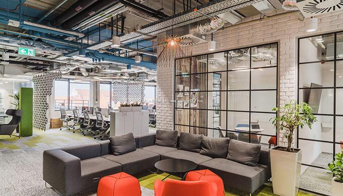 黄浦区大型办公室装修设计技巧有哪些?