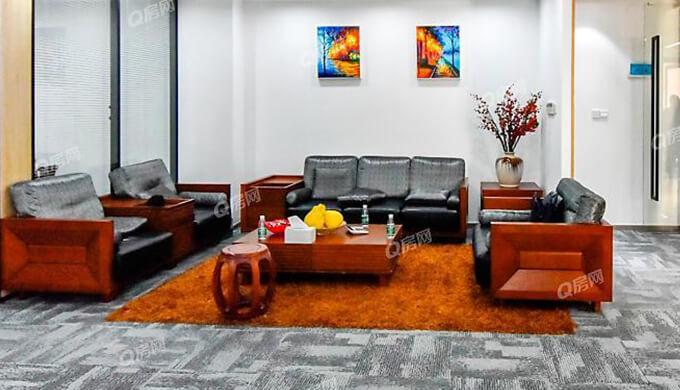 上海办公室环境装修设计