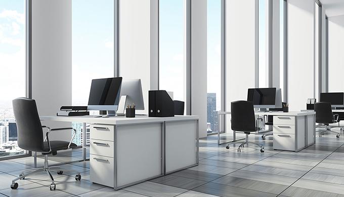上海办公室装修翻新设计