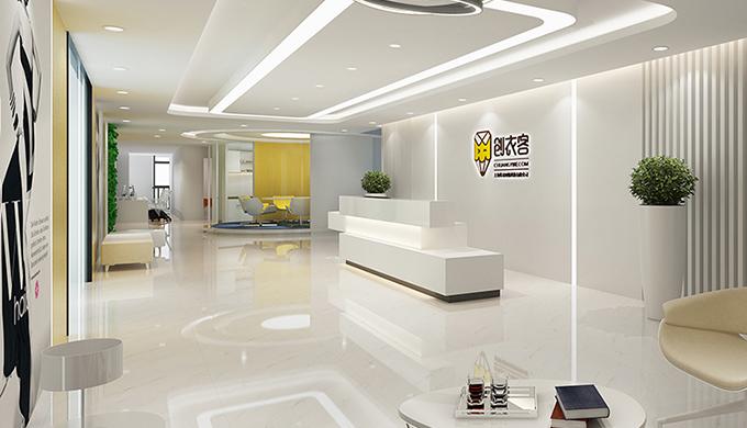 上海服装公司办公室装修设计要点