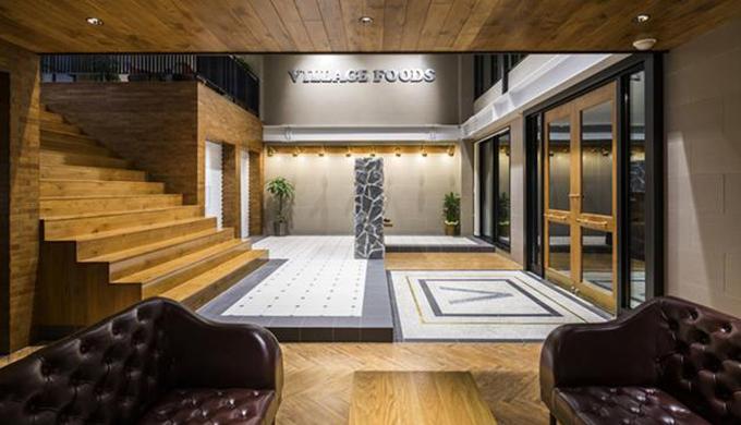 上海装饰公司鉴赏日本食品公司办公室设计