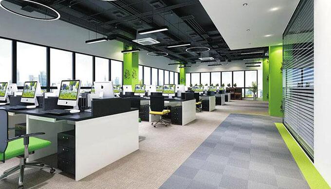 上海办公室装修工程有哪些电改材料常见问题?