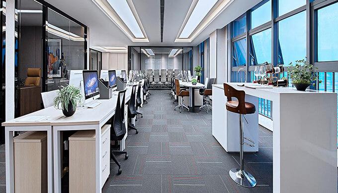 上海办公室装修施工准备工作