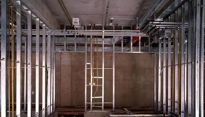上海办公室装修轻质隔墙的主要作用