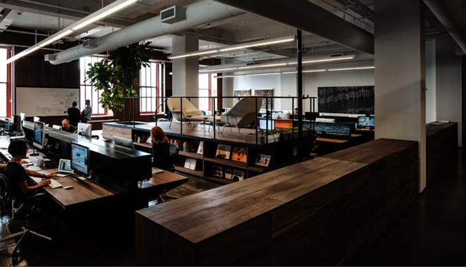 未来上海办公室空间设计发展的趋势