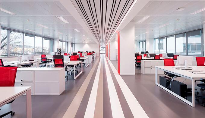 上海办公室装修消防规范设计