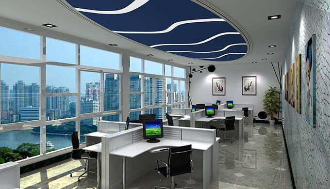 上海办公室装修设计的准备阶段工作