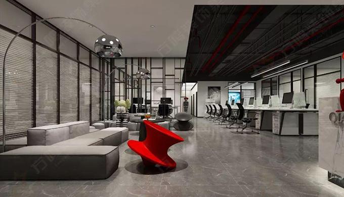 上海办公空间的总体设计要求