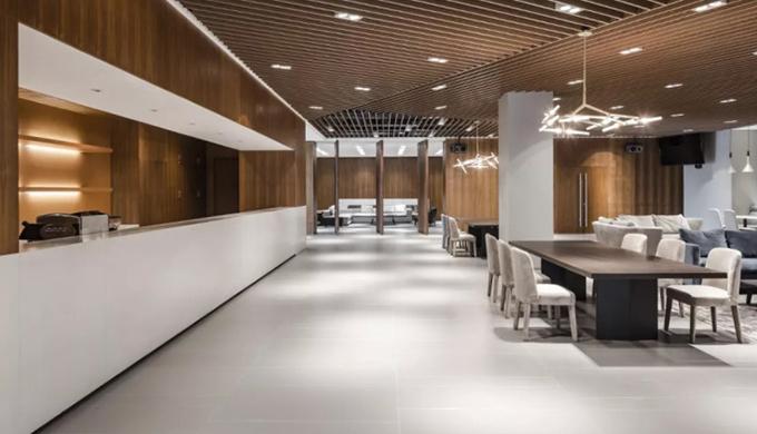 上海办公室建筑室内设计原则