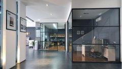 上海钢框架结构办公室装修