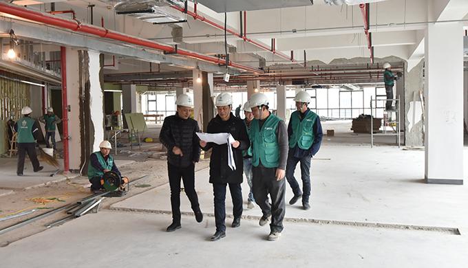 上海办公室装修工程工期到底需要多长时间?_齐建装饰