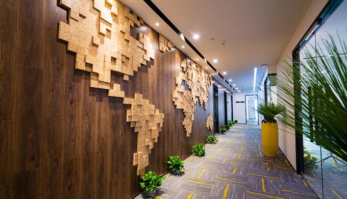 怎样设计上海高端办公室环境?