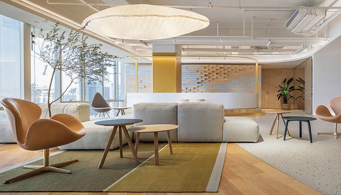 上海办公室装修公司挑选哪家看哪些方面?