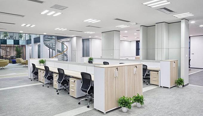 上海办公室装修案例主要有哪些不同之处?
