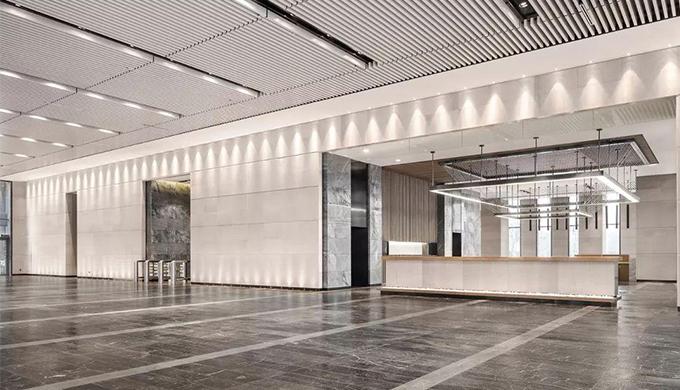 上海中信泰富办公室装修口碑好的公司