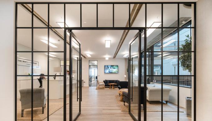 上海高档办公室装修设计的注意事项有哪些