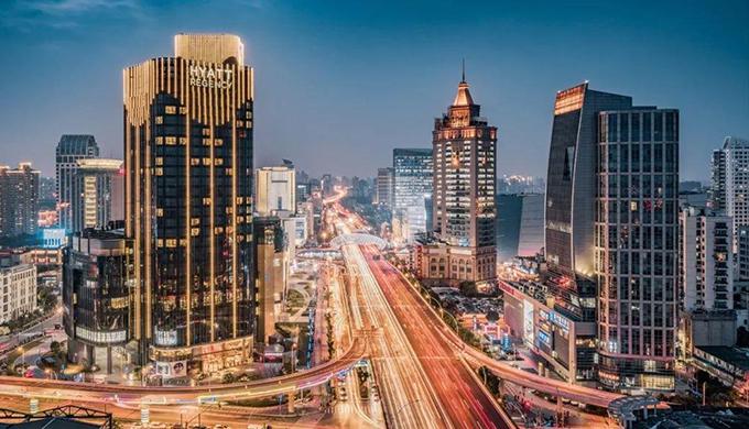 上海杨浦五角场专业办公室装修设计公司