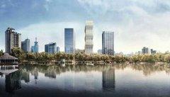 上海古北国际财富中心办公