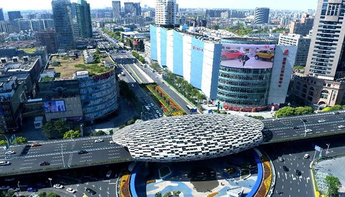 杨浦五角场性价比高的展厅办公室装修公司