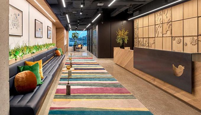 上海有灵性设计的办公室装修公司是什么样子?