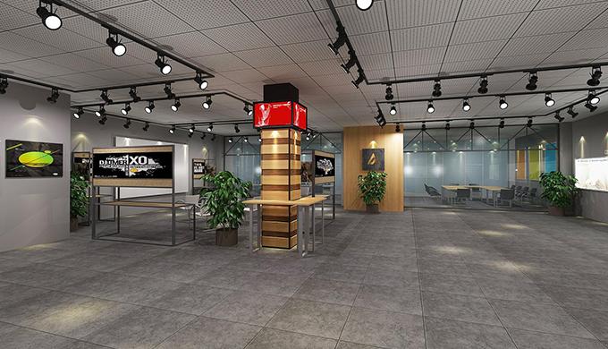 上海一千平方米办公室展厅装修要多少钱?
