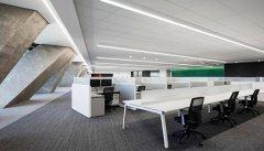 上海3700平方米办公室装修价