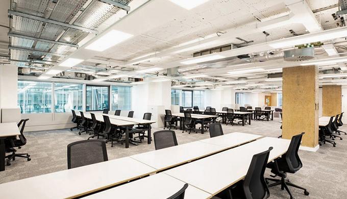 上海小型办公室装修设计是怎样做的?