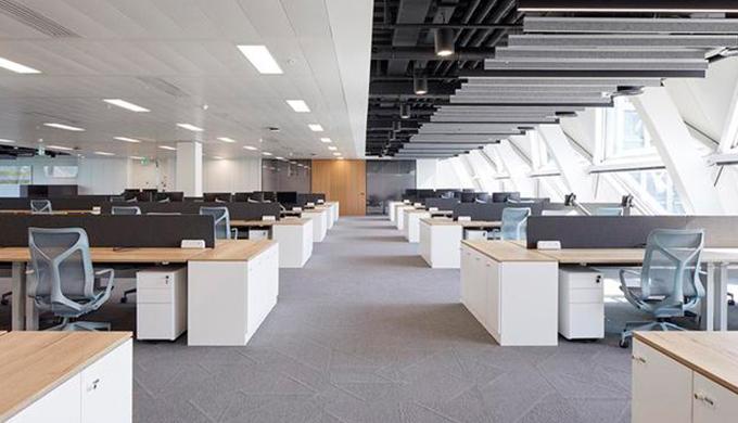 上海办公室装修户型改造的注意事项