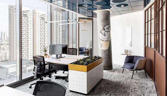上海办公室装修施工图的编制预算