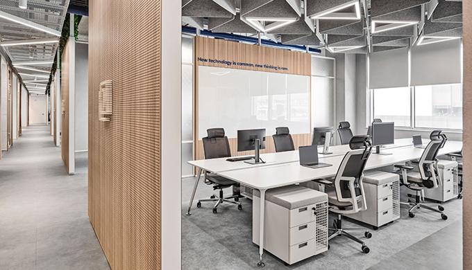 上海办公室装修会议室的设计大小