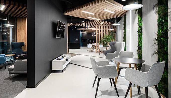 上海女装公司办公室装修设计的四个要点