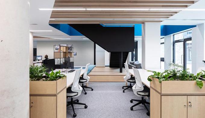 上海办公室装修方案设计阶段工作内容